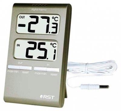 Цифровая метеостанция Rst 02107